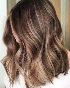 Brown Hair Balayage, Brown Blonde Hair, Hair Color Balayage, Short Balayage, Blonde Honey, Blonde Ombre, Partial Balayage Brunettes, Blonde Balayage On Brown Hair, Hair Colors
