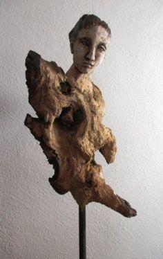 Keramik-Holz