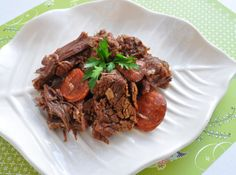 Portuguese Pot Roast in Wine