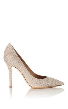 55e2d131b5124 Almond Susi Pump by Salvatore Ferragamo Now Available on Moda Operandi  Court Shoes