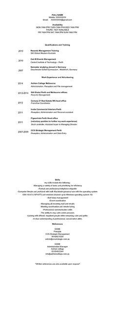 Cerco lavoro Catania  #lavorocatania #cercolavoro #catanialavoro #lavorosicilia #opportunità #stagista #Lavoro #Sicilia reception/admin/office assistant resume advice desperately wanted!