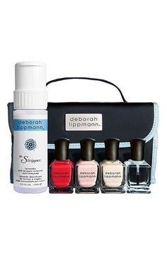 Free shipping and returns on Deborah Lippmann 'Get Nailed' Set ($88 Value) at Nordstrom.com. Deborah's special set of full-size manicure essentials!