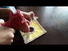 How to make an easy DIY Basant Panchmi Special Kite shaped dress or Poshak for Laddu Gopal Laddu Gopal Dresses, Woolen Craft, Bal Gopal, Krishna Hindu, Woolen Dresses, Special Dresses, Craft Work, Kite, Easy Crochet