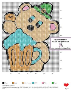 Plastic Canvas Crafts, Plastic Canvas Patterns, Candy Baskets, Wall Hangings, St Patrick, Owls, Bears, Irish, Projects To Try