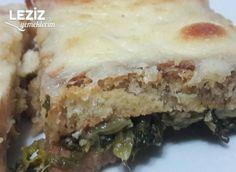 Etimekli Ispanak Böreği