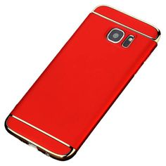 Carcasa protectie electroplacata Samsung Galaxy S7, husa slim telefon Galaxy S7, Samsung Galaxy, Phone Cases, Slim, Iphone, Phone Case