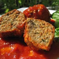 The Best Meatballs - Allrecipes.com