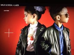 Milk & Soda and Laer have collaborated on a rock star kids style lookbook featuring their new collaboration and from Milk & Soda a cool eyewear range as well as hair accessories. Milk & Soda, an Australian label after a successful social media collaboration with LA based Laer in 2015 decided to reunite and collaborated on a new collection of luxe leather jackets with the ...