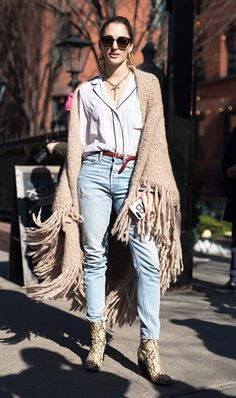 The frenzy over one accessory, in particular, is at a fever pitch right now. And it pairs perfectly with jeans. Get the details here.