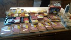 Eat well and save   All cooked ham reduced to 19p, steak 29p