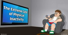 Lack of #exercise costs global economy $67 billion each year