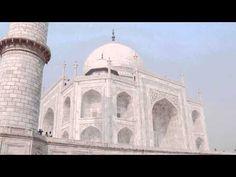 in locum mundo — Taj Mahal, Agra (India)