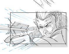 """Check out new work on my @Behance portfolio: """"Storyboards from past and current projects!"""" http://be.net/gallery/33427485/Storyboards-from-past-and-current-projects"""