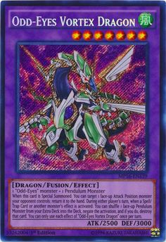 Single Collectible Trading Cards - YuGiOh  OddEyes Vortex Dragon MP16EN139  Mega Pack 2016  1st Edition  Secret Rare -- Check out this great product.