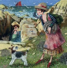 Richard Adams-On The Rocks