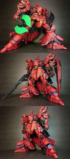 vufai229's MG 1/100 SAZABI Ver.Ka: Amazing Work! Photo Review, Info http://www.gunjap.net/site/?p=296309