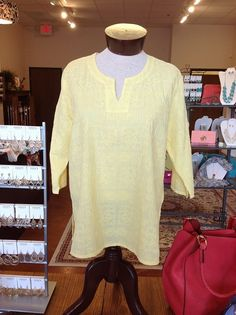 Summer Tunics from Finley's Boutique!