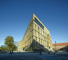 Image 6 of 25 from gallery of Frederiksberg Courthouse / 3XN. Photograph by Adam Mõrk