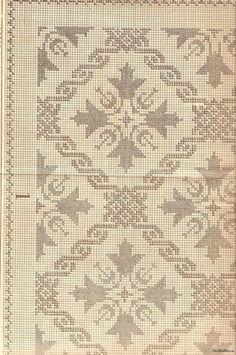 Gallery.ru / Фото #54 - Greek embroidery - GWD Cross Stitch Borders, Cross Stitch Designs, Cross Stitching, Cross Stitch Patterns, Blackwork Patterns, Blackwork Embroidery, Cross Stitch Embroidery, Tapestry Crochet, Crochet Motif