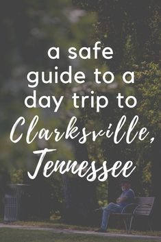 With a walkable and charming downtown, lots of wide open spaces surrounding the downtown core, street art, great restaurants and more - Clarksville, Tennessee is a fantastic day trip - or even weekend getaway - from Nashville. Find out what to do on your Clarksville day trip. | Camels & Chocolate #clarksville #tennessee #nashvilledaytrip Travel Guides, Travel Tips, Travel Destinations, Travel Advise, Budget Travel, Canada Travel, Travel Usa, Dunbar Cave, Clarksville Tennessee