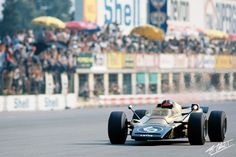 Fittipaldi 1971 Italy