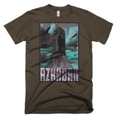 Azkaban - Short sleeve men's t-shirt