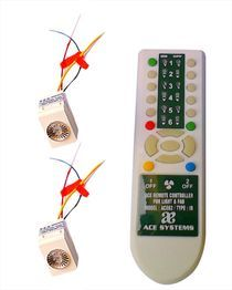 ACE iSwitch  Wireless Remote Control Light Switch Fan Dimmer - White   Price: PKR 2999 | Pakistan