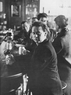 Dylan Thomas was staying at the Chelsea when he died, 1953.