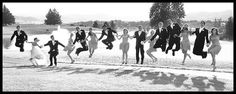 bridal party...? Too bad I can't jump