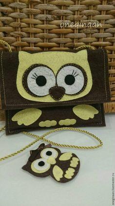 Купить Сумочки из фетра - фетр, сумочка, сумка ручной работы, сумочка для девочки, сумочка детская