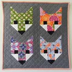 Mini Quilt | Flickr - Photo Sharing!