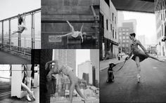 Photographer Dane Shitagi's project, NYC Ballerina, capture the beauty and elegancy of ballet dancers in a landscape that by itself is already breathtaking, New York City. The New York City Ballerina Project grew from the idea of New York City as a magnet for creativity; each photograph is a collaborative work of dance, fashion design and photography played out against the city's landscape.