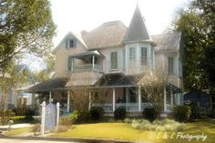 The Haunted Seven Sisters - Scott House in Ocala Florida