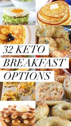 Diet Recipes 32 Keto Breakfast Options - Captain Decor - Breakfast is always a hard meal to prepare for, especially when you're trying to avoid carbs! These breakfast options are great for those who are trying to do just that! Ketogenic Diet Meal Plan, Diet Meal Plans, Ketogenic Recipes, Low Carb Recipes, Diet Recipes, Slimfast Recipes, Atkins Diet, Diet Tips, Cheap Recipes