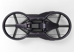 The Aero-X hoverbike is around 4.5 m (14.8 ft) in length and 2.1 m (6.8 ft) in width (Phot...