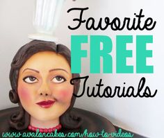 Avalon Cake's How-To Videos along with her absolute favorite How-To Videos from other instructors!