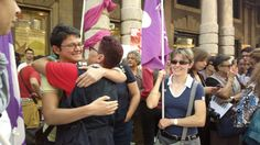 Manifestazione per i diritti civili - Verona 21 settembre 2013 Verona, Couple Photos, Couples, Couple Shots, Couple Pics, Couple Photography, Romantic Couples, Couple