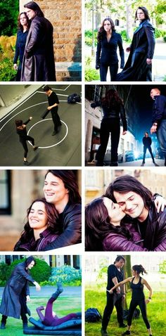 Rose + Dimitri. That smile though. Totally Dimitri at the end of SK! (Well before the whole incident . . .)