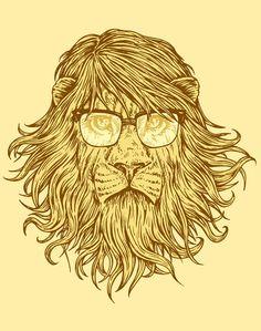 smart lion