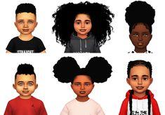 Ebonix Toddler Starter Kit for The Sims 4