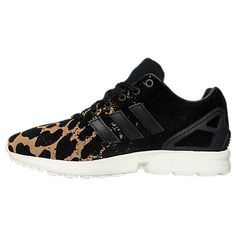 Women's adidas ZX Flux Casual Shoes - B35312 BLK | Finish Line