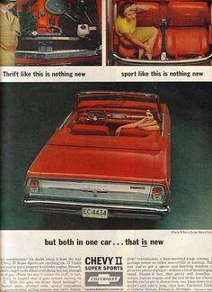 General Motor's Chevrolet Chevy II Nova (1963)