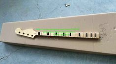Strong-Willed Disado 21 22 Frets Maple Reverse Headstock Left Hand Electric Guitar Neck Guitar Parts Musical Instruments Can Be Customized Comfortable And Easy To Wear Stringed Instruments