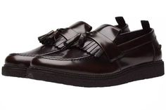 83f65c1909a Fred Perry x George Cox Best Loafers