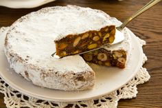Panforte de Siena recept - Recept | Femina Holiday Cookie Recipes, Easy Cookie Recipes, Mexican Food Recipes, Sweet Recipes, Gluten Free Sugar Cookies, Butter Cookies Recipe, Best Sugar Cookies, Cupcakes, Cupcake Cakes