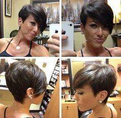 30 Best Haircuts For Short Hair   http://www.short-haircut.com/30-best-haircuts-for-short-hair.html