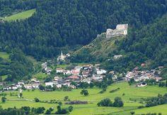 Lichtenberg, Prad am Stilfserjoch, Vinschgau, Sud-Tirol