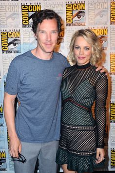 Benedict Cumberbatch & Rachel McAdams from Comic-Con 2016: Star Sightings  The Dr. Strange co-stars prepare for the highly-anticipated Marvel panel.
