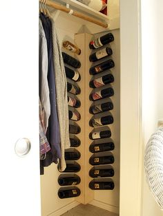 Wine Rack For Corners