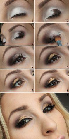 Makeup Tutorials | Helen Torsgården – Hiilens sminkblogg